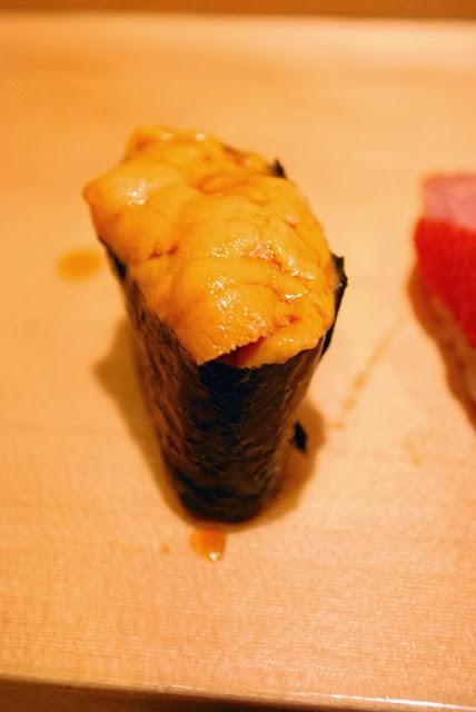Uni Sushi Sushi Dai Tokyo Consult TokyoConsult Sea Urchin