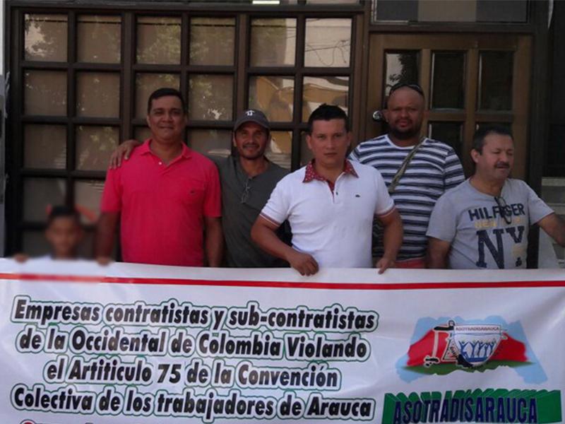 Se suspendien labores por violación de CCT en Arauca