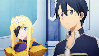 Sword Art Online: Alicization – Episódio 20