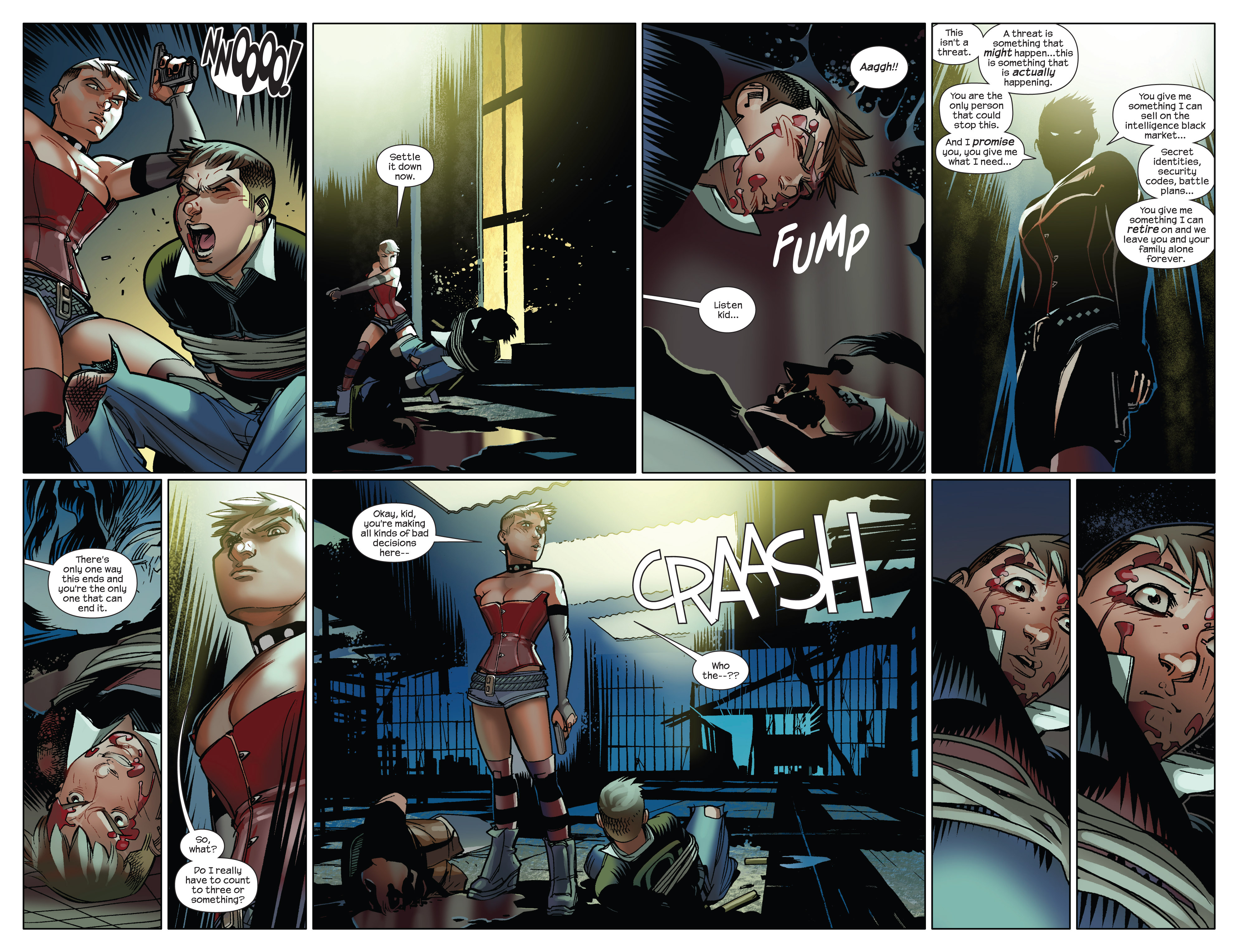 Read online Ultimate Spider-Man (2009) comic -  Issue #14 - 11