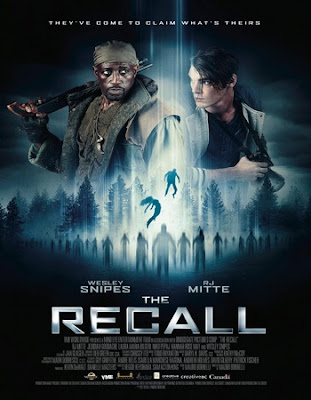 The Recall 2017 DVD R1 NTSC Latino