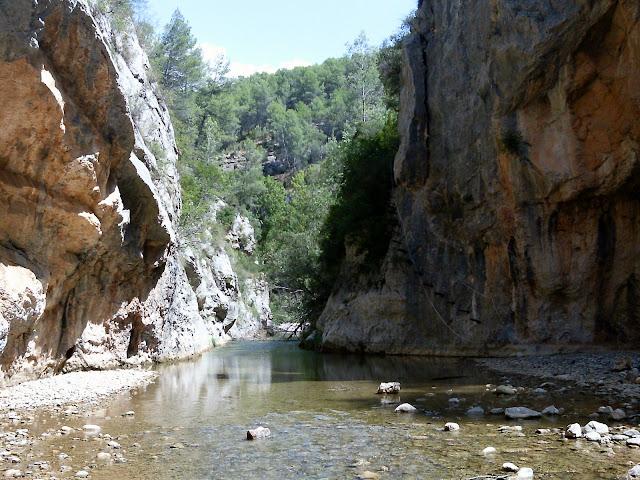 senderismo Río Villahermosa