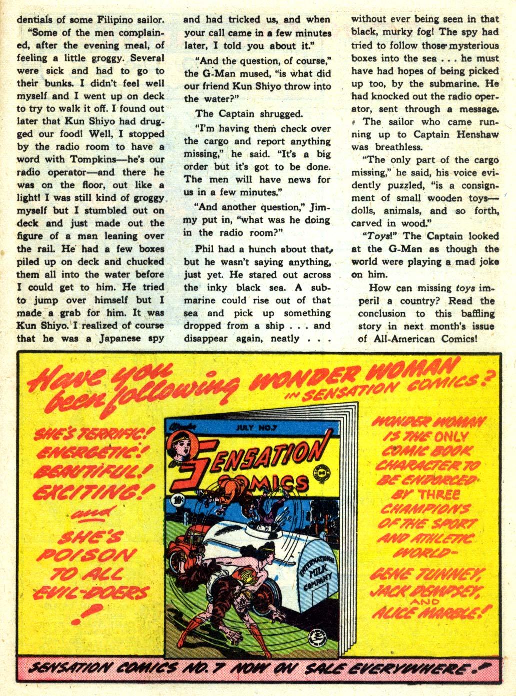 Read online All-American Comics (1939) comic -  Issue #40 - 48