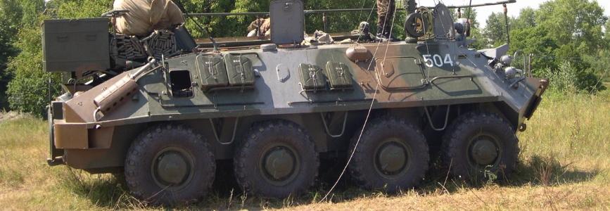 ЗСУ самостійно модернізують застарілі КШМ Р-142 та Р-145