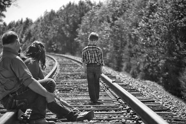 Antes que os filhos cresçam..