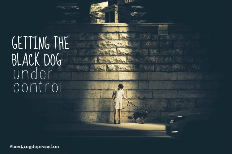Getting the black Dog under control