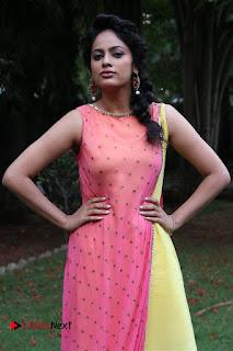 Tamil Cinema Actress Nandita Swetha Pictures at Ulkuthu Audio Launch  0033.jpg