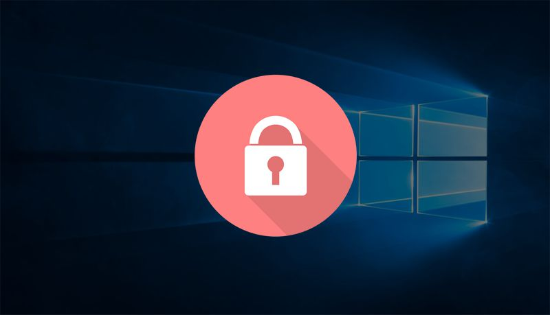 Protect your Personal Data in Windows PC