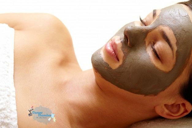 Máscaras faciais caseiras indicadas por dermatologista
