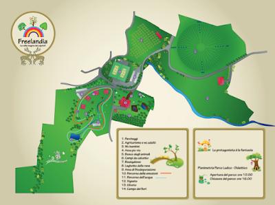 Mappa Freelandia