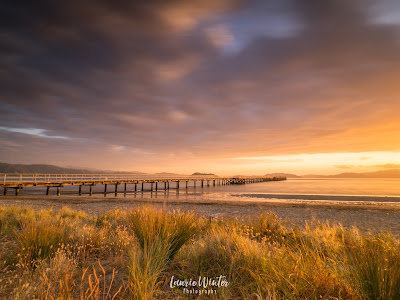 New Zealand, NZ, Wellington, Sunset, Sunrise, Petone Beach, Wellington Harbour