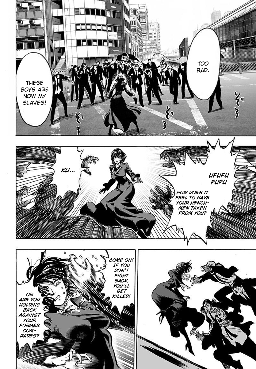 Onepunch-Man - Chapter 118