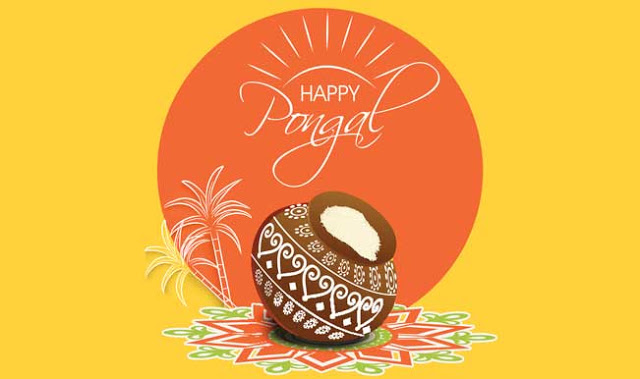 Happy Pongal Wishes, Greetings SMS & Messages in English
