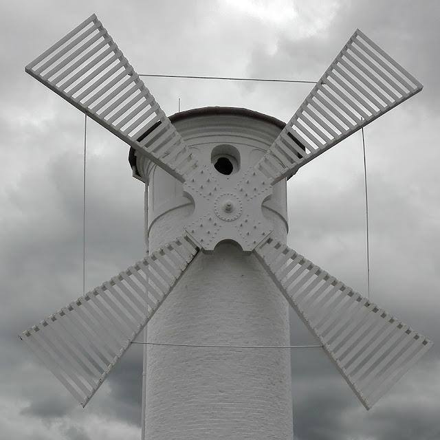wiatrak Świnoujście, stawa młyny, r10, ze świnoujścia na hel