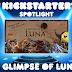 A Glimpse of Luna Kickstarter Spotlight