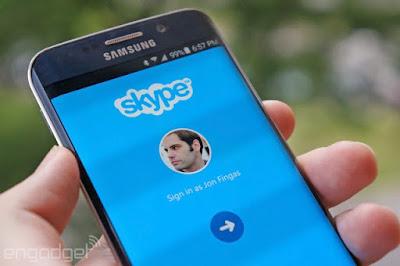 طريقة تعيين نغمة خاصة لجهات الاتصال على سكايب في هاتفك الاندرويد