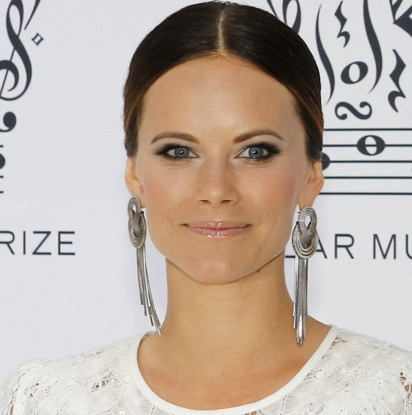 Swedish royal family attend polar music prize 2016 - Princesse sofya ...