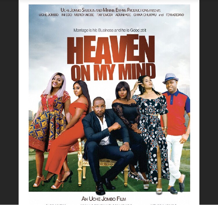 Heaven On My Mind Nollywood Movies By Uche Jombo Download Hd Mp4 - Latest Nollywood Movies 2019-6739