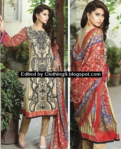 Dahlia dresses with Shalwas
