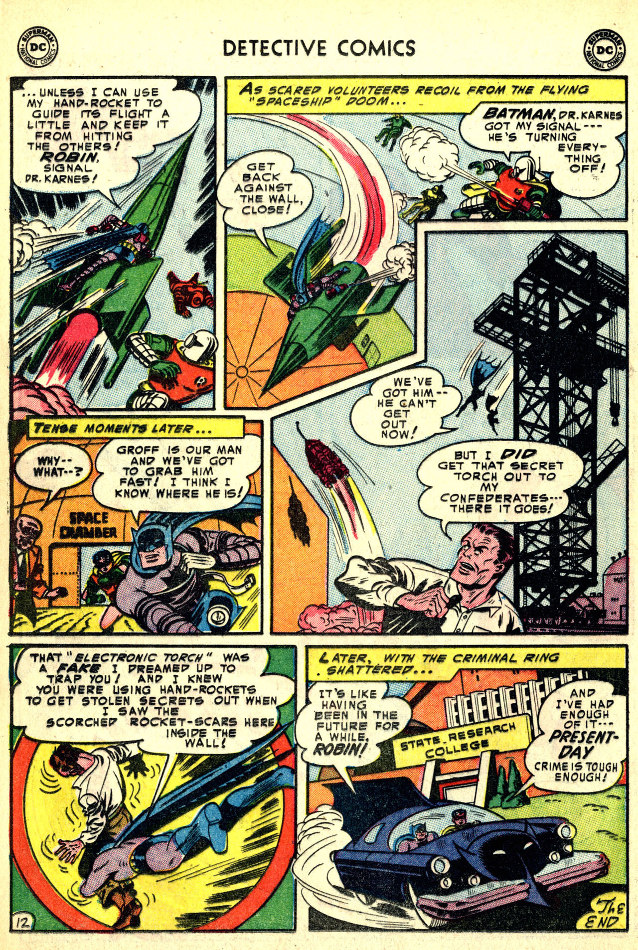 Detective Comics (1937) 208 Page 13