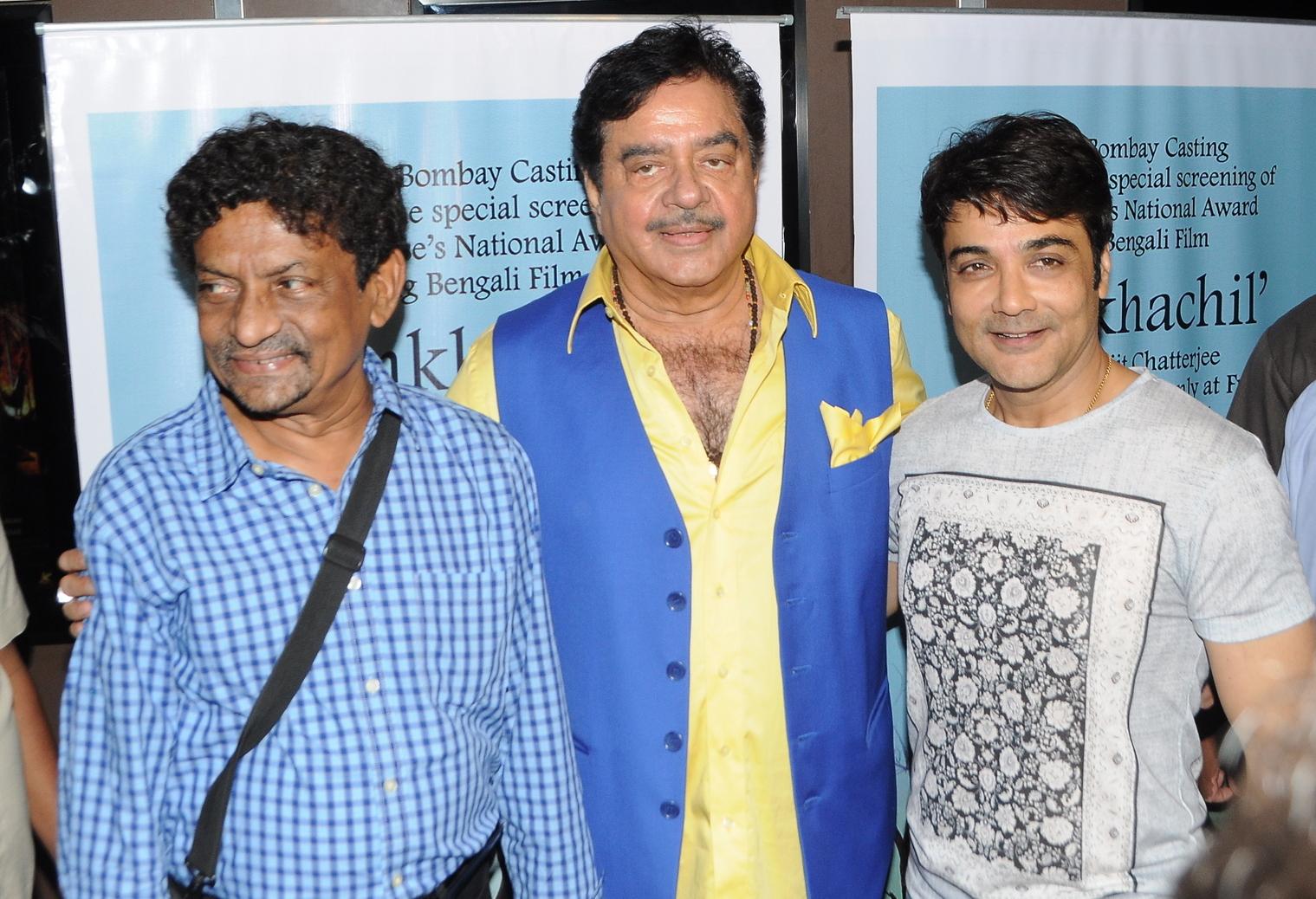 kino_girl: Bangali film Sankachil premiere in Mumbai