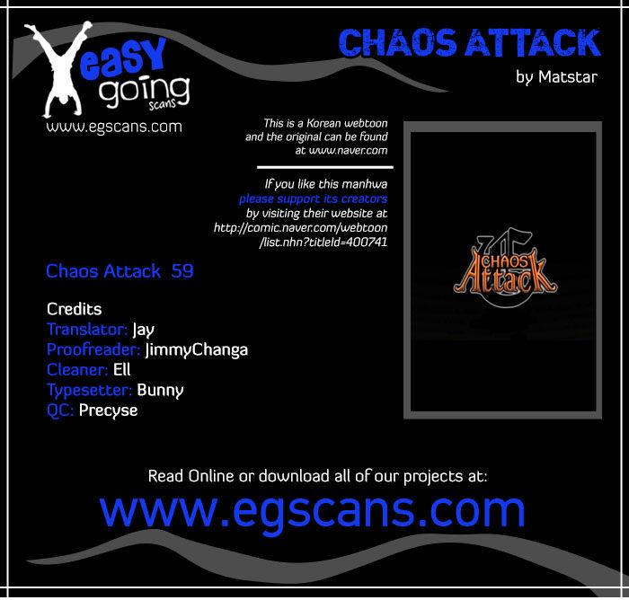 Chaos Attack - Chapter 61