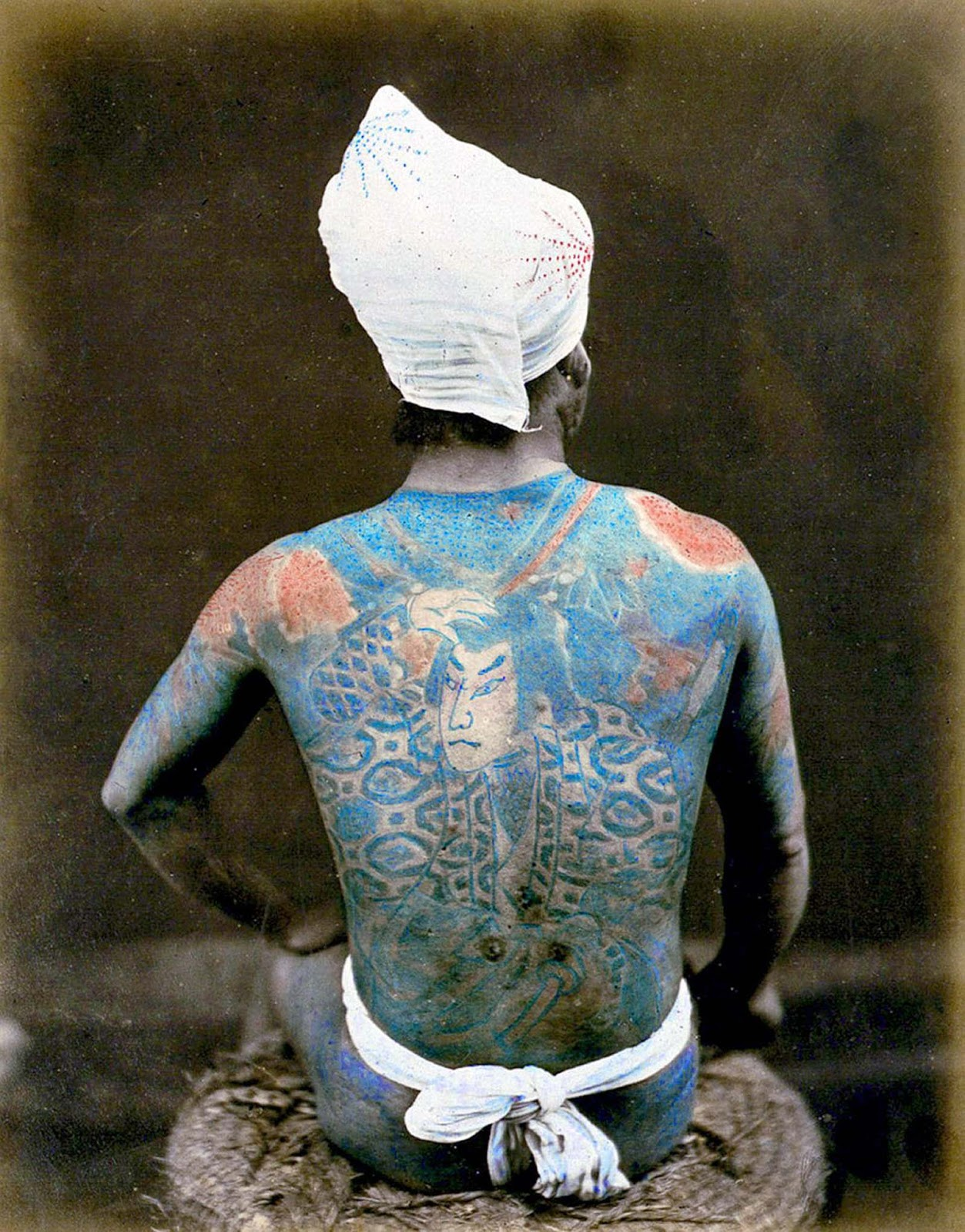 Perhaps one of the main reasons outlaws were so captivated with tattooing, however, was a Chinese novel by the name of Shui Hu Zhuan, or Water Margin; a story about 108 outlaws and their exploits.