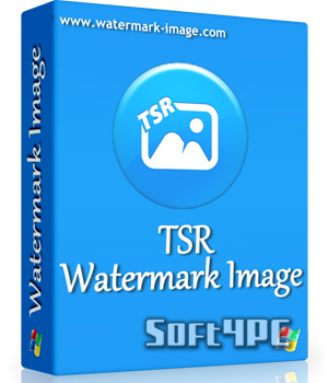 TSR Watermark Image Software 3.4.3.5 + Key / Portable