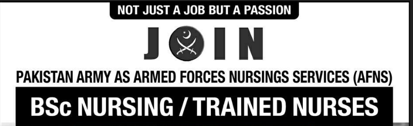 Pak Army Nursing (AFNS) Admission 2019 (Complete Guide) | MDCAT Guide