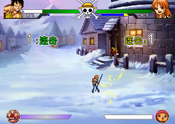 Game One Piece 1.7, 1.8, 1.6, 1.9, 2 - Đại Chiến One Piece 4399 g