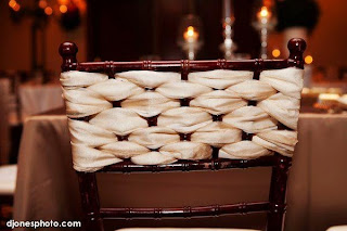 fabric woven chair covers