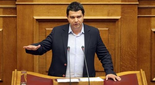 Ομιλία Κάτση στη Βουλή για Πανεπιστήμιο Ιωαννίνων και το Τμήμα Μετάφρασης & Διερμηνείας στην Ηγουμενίτσα (+ΒΙΝΤΕΟ)