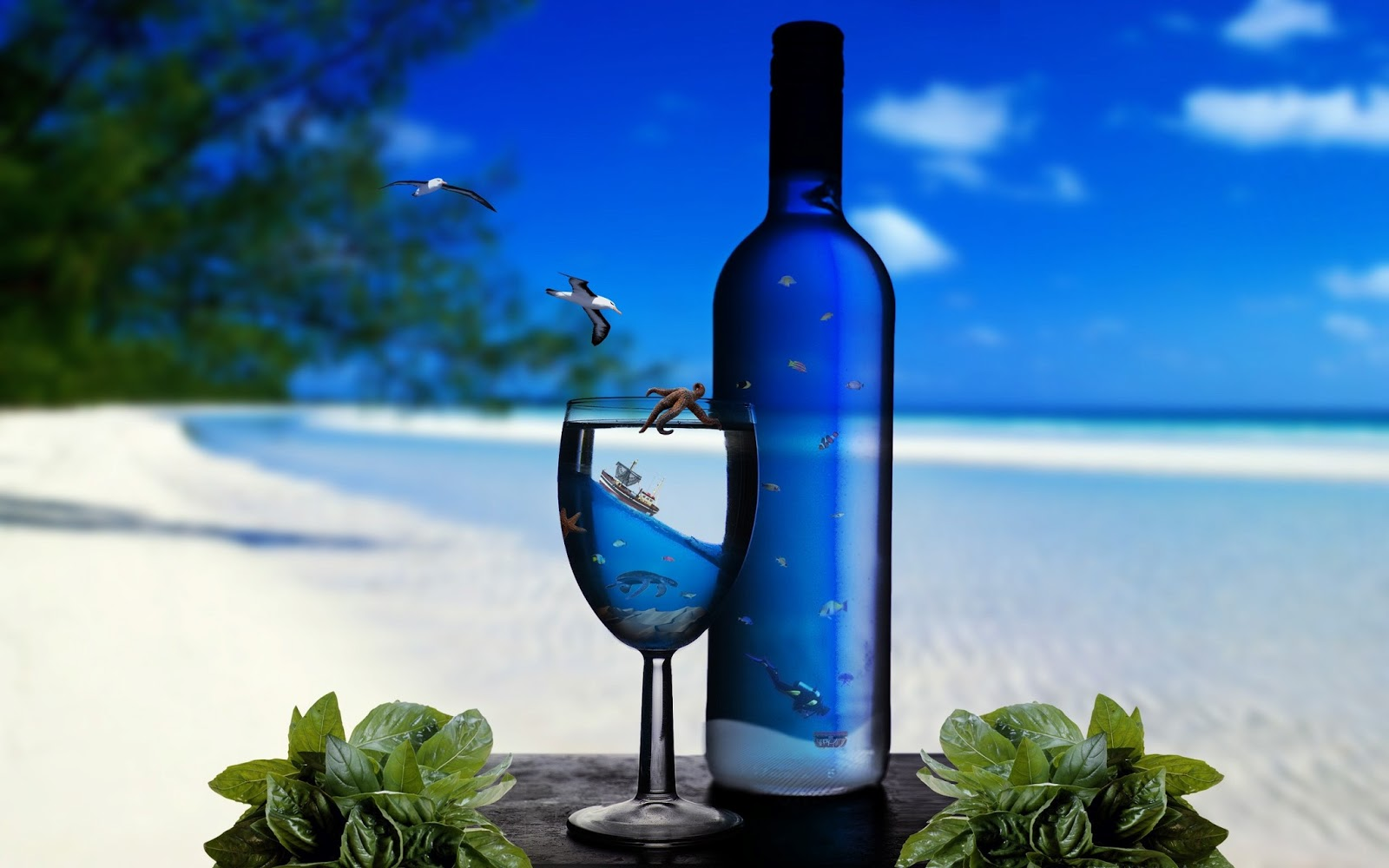 free 3d wallpapers download drinks hd wallpapers high definition