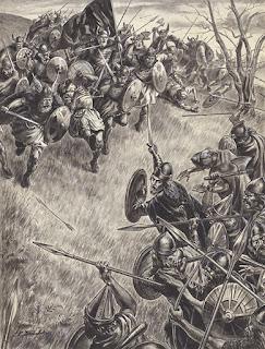 La batalla de Edington