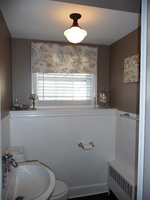 bathroom reveal