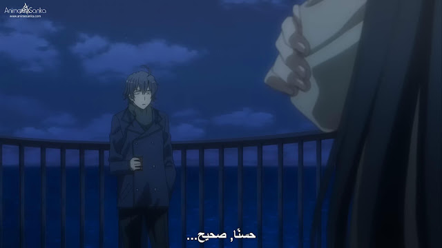 جميع حلقات انمى Yahari الموسم الثانى بلوراي BluRay مترجم أونلاين كامل تحميل و مشاهدة