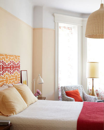 30Inspired: Two Tone Walls Anyone?
