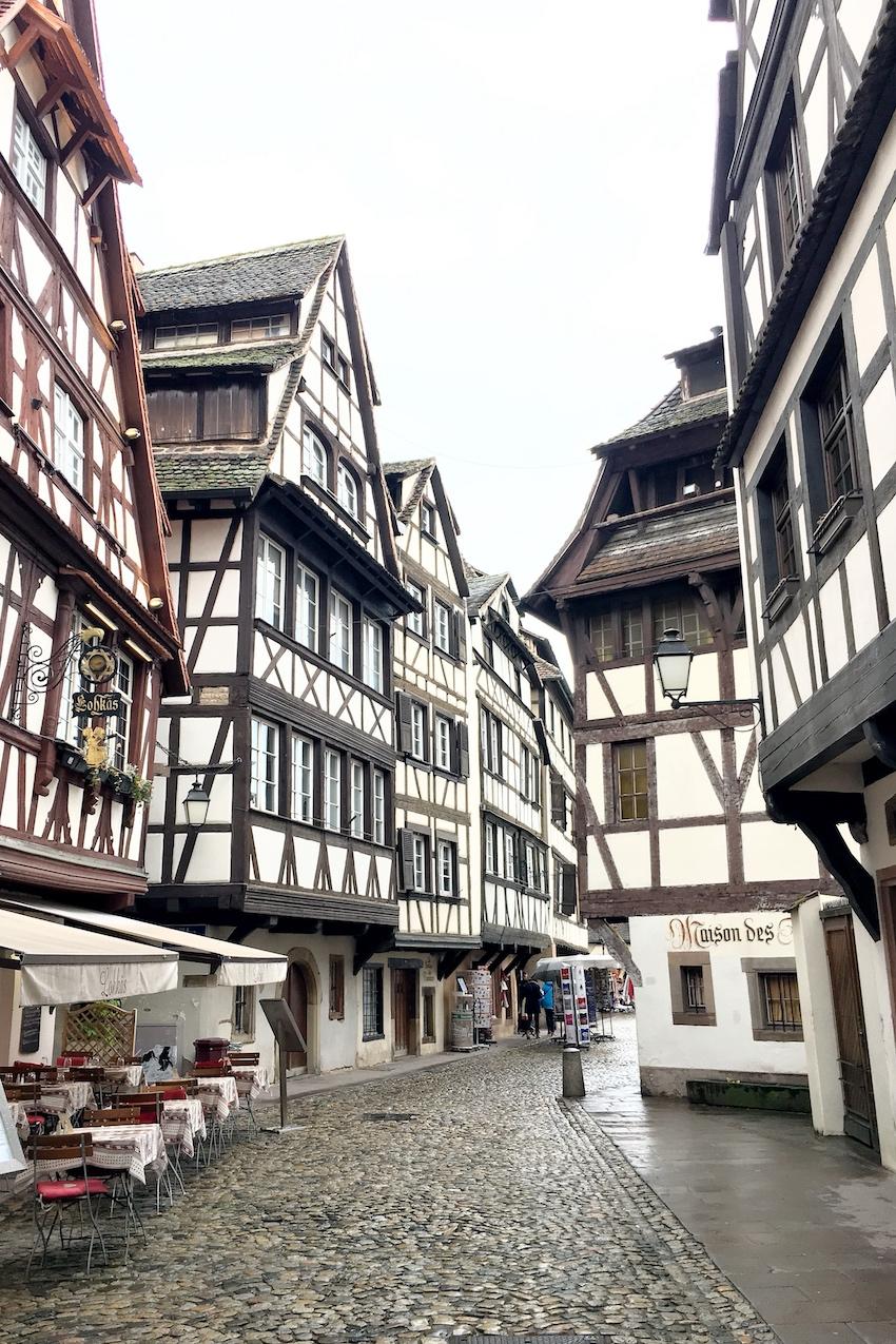 Petite France, das Viertel der Gerber, Fischer & Müller