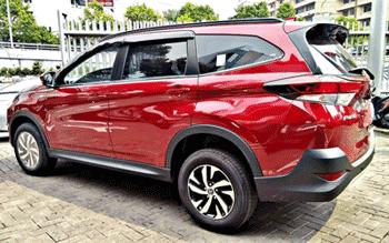 Promo Kredit Toyota Rush