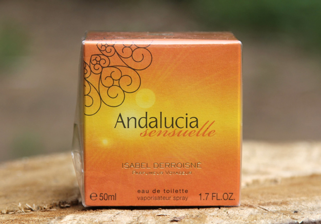 Andalucia Sensuelle  Isabel Derroisne, еdt, 50 мл