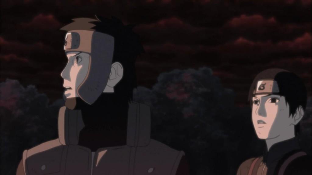 Naruto Shippuuden Chikara Arc