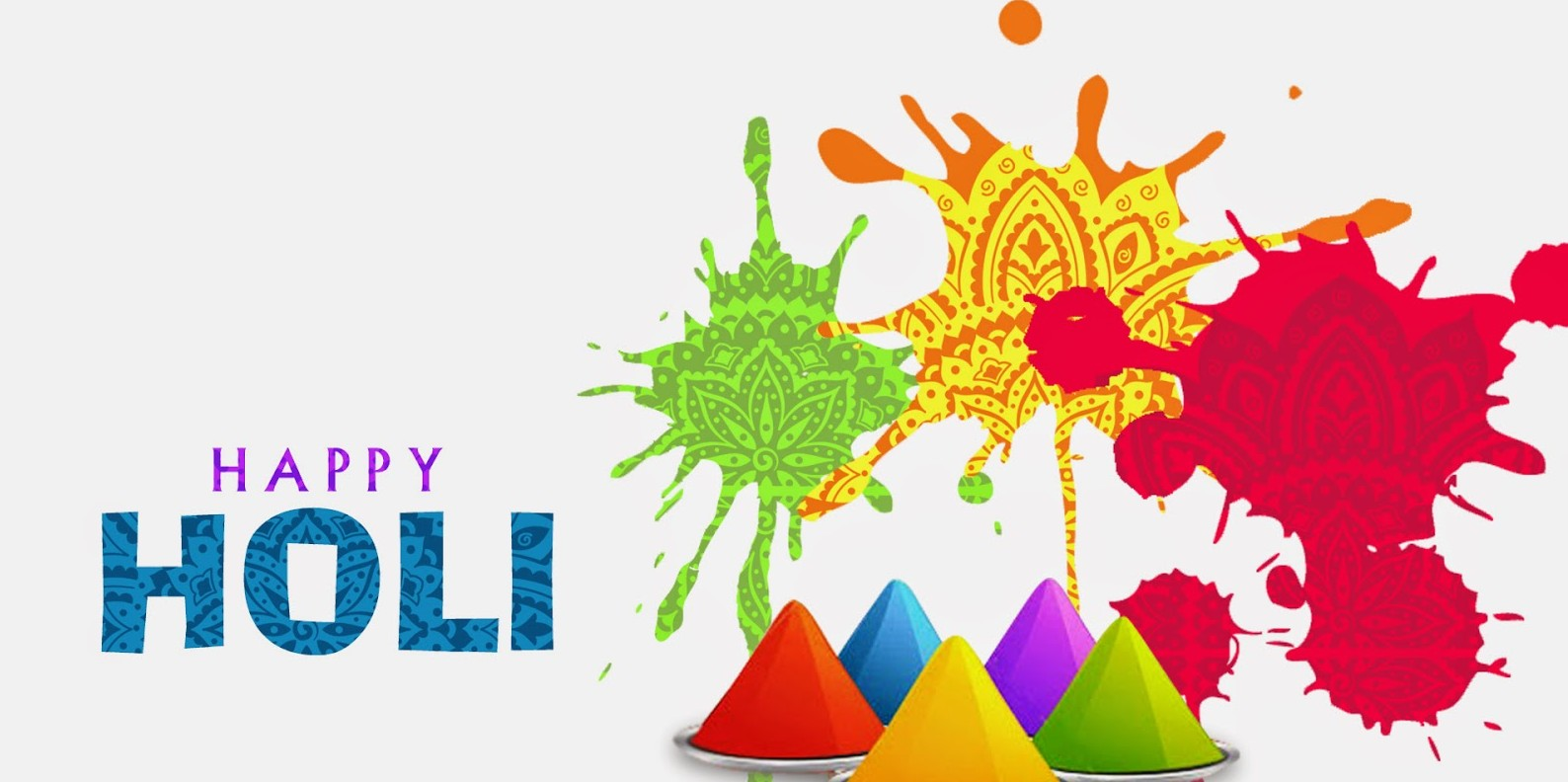 100 Happy Holi Wishes Latest 2018 Holi Images Message Greetings