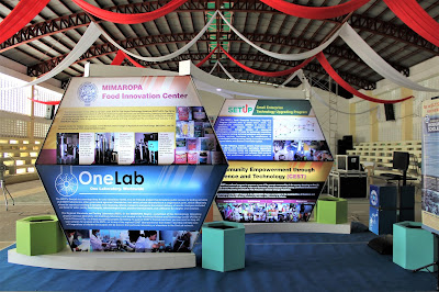 DOST-MIMAROPA SPEARHEADS THE INNOVATION FAIR IN THE 2017 MIMAROPA FESTIVAL