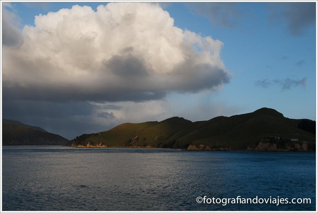 fiordos de Malbourough