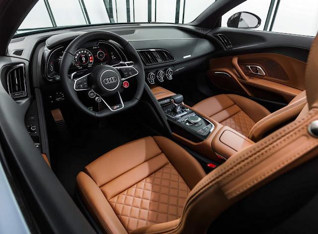 Audi R8 V10 2019 Spyder