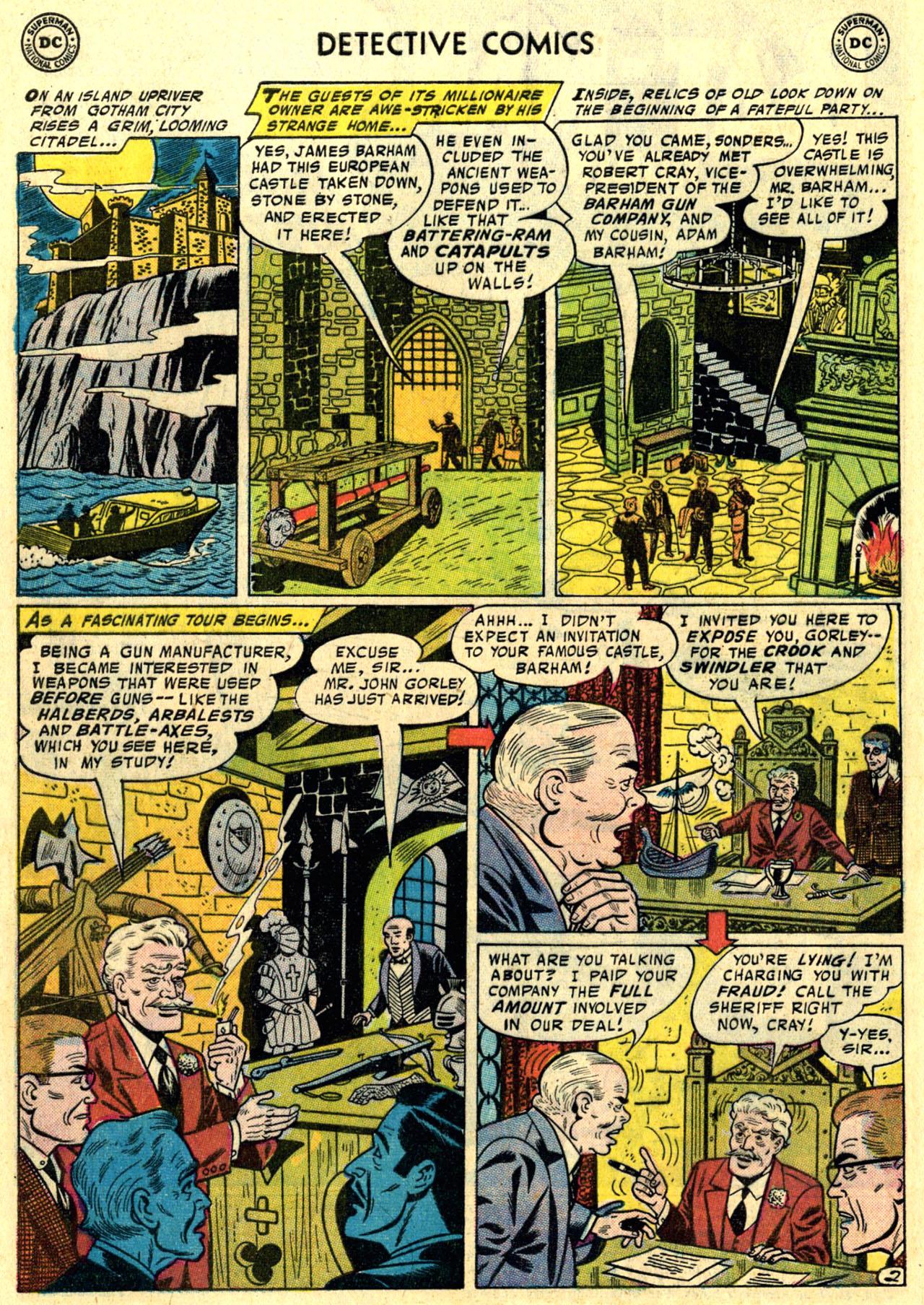 Read online Detective Comics (1937) comic -  Issue #246 - 4