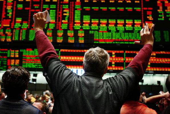 Futures floor trader Chicago pit