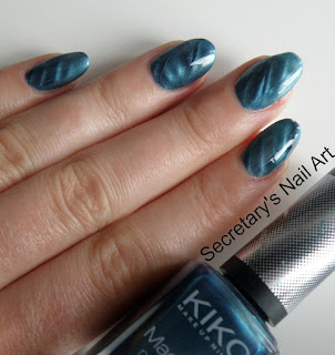 KIKO - Magnetic blue