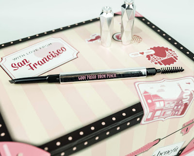 Benefit:  goof proof borw pencil