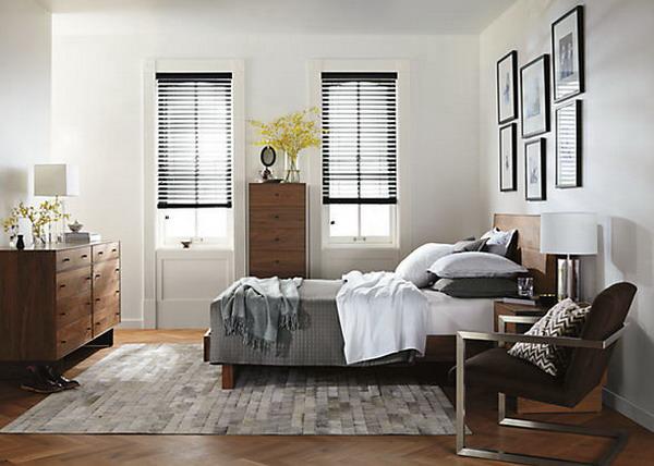 Como escolher tapetes para quarto de casal Decor Alternativa